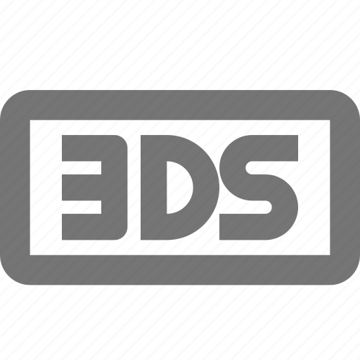 ds, extension, format icon
