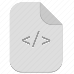 code, document, file, programming icon