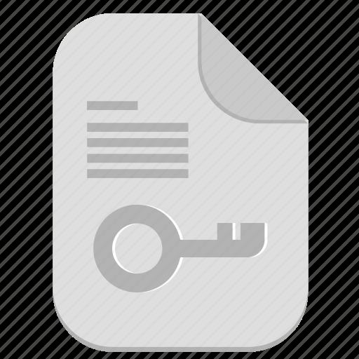 document, file, key, keywords, seo icon