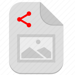 address, document, file, link, photo, picture, url icon