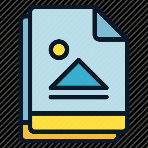 file, graphic, image, multiple, picture icon
