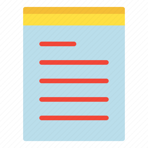 article, document, file, text icon