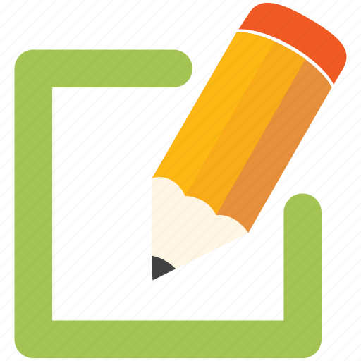 business, email, envelope, inbox, letter, mail, mailing, new, pencil icon