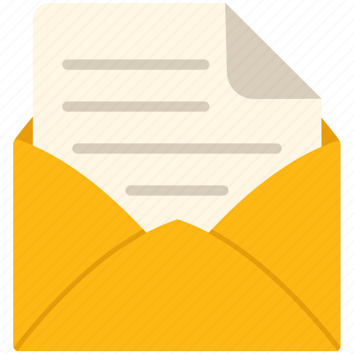 business, email, envelope, inbox, letter, mail, mailing icon