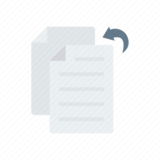 file, record, share, transfer icon