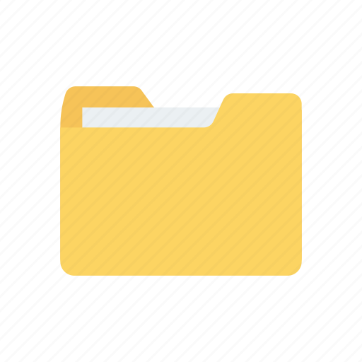 archive, data, files, folder icon