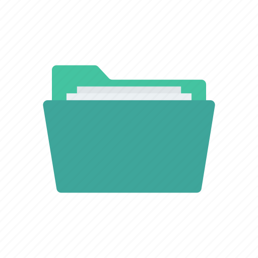 archive, docs, file, folder icon