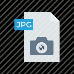 camera, document, file, picture icon