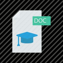 doc, file, page, record icon