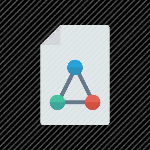 doc, file, record, share icon