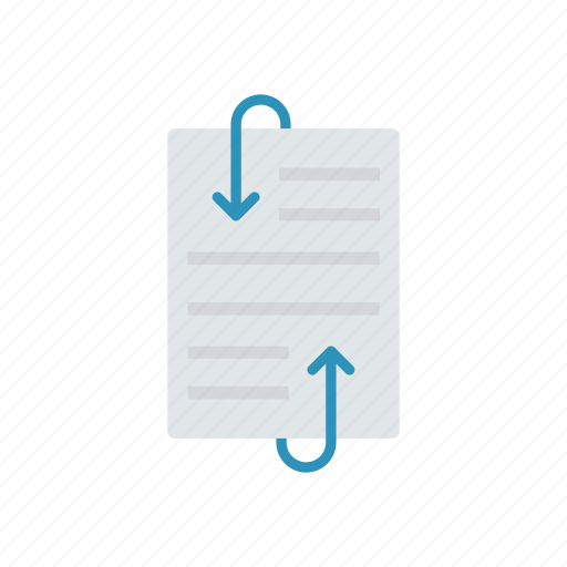 files, record, recycle, reload icon