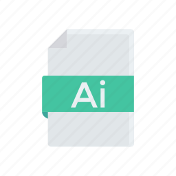 file, flyer, page, paper icon