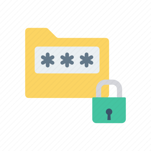 lock, password, private, protection icon