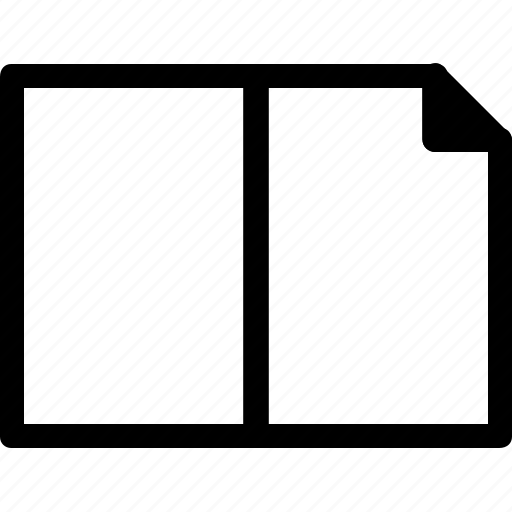 blank, document, file, files, magazine icon