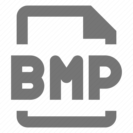 bmp, extension, file, image icon