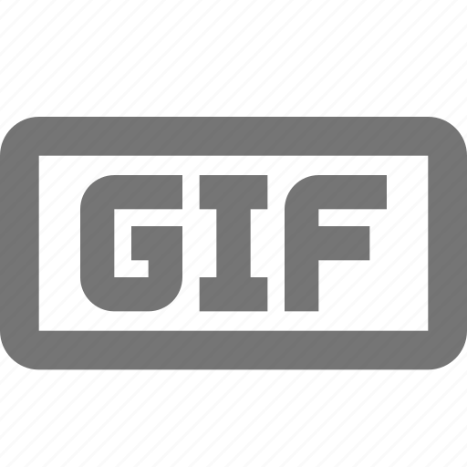 Gif, extension, image, document, file, format, type icon - Download on Iconfinder