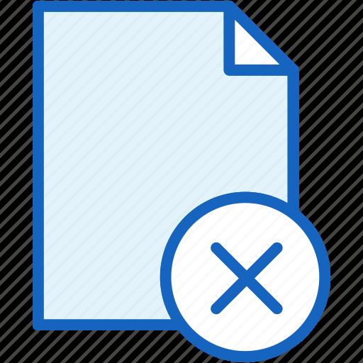 close, files icon