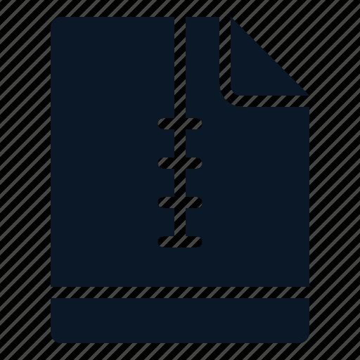 compress, file, share, zip icon