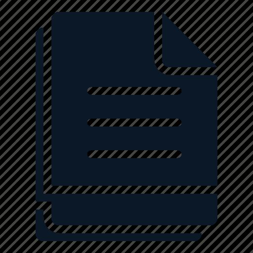 file, list, menu, multiple, select icon