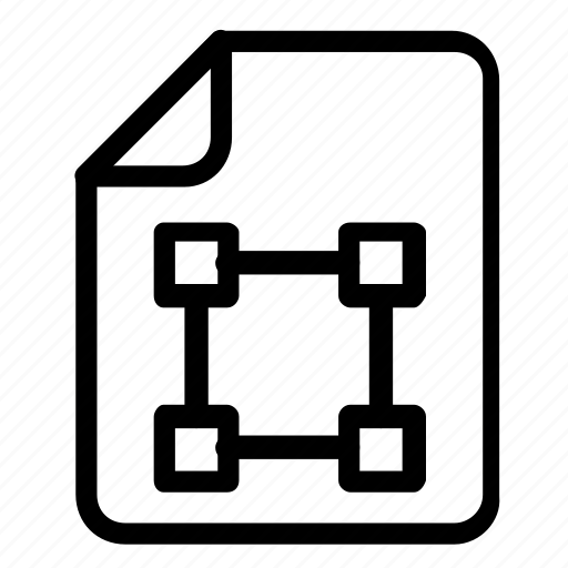 artboard, document, extension icon