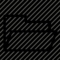 archive, data, folder icon