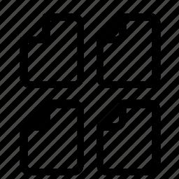 file, files icon