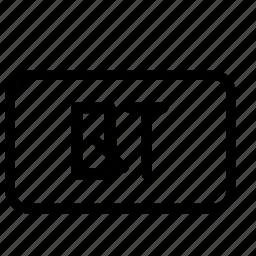 file, format, qt icon
