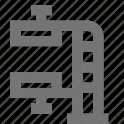 vice, zipped icon