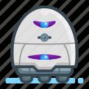 robotic, security, secure, untact