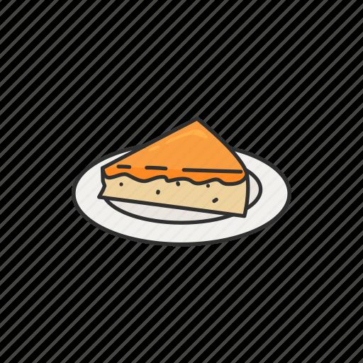 creme caramel, dessert, food, leche flan, pudding, snack icon
