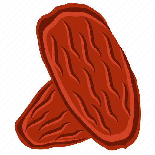 date palm, dry fruits, dry fruits icon, food icon
