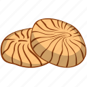 common fig, dried figs, dry fruits, dry fruits icon, food icon