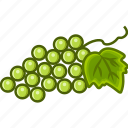 food, fruits, fruits icon, grapes, grapes juice, healthy food icon
