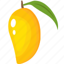food, fruits, fruits icon, healthy food, mango, mango juice icon