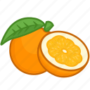 food, fruits, fruits icon, healthy food, orange, orange juice icon
