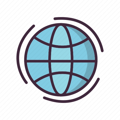 Globe, browser, web icon - Download on Iconfinder