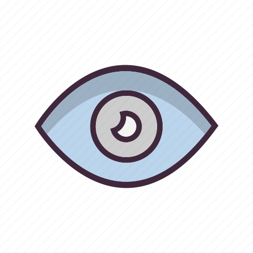 View, eye, look icon - Download on Iconfinder on Iconfinder