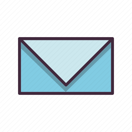 email, inbox, letter icon