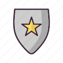 safe, secure, shield icon
