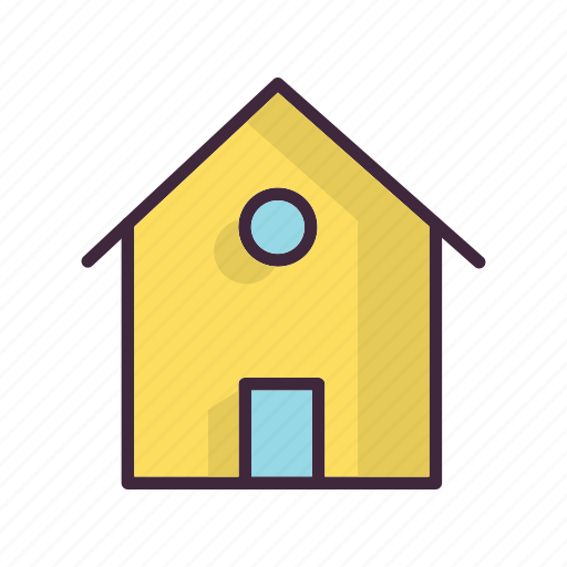 Home, house, hut icon - Download on Iconfinder on Iconfinder