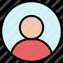 account, profile, user