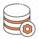back, data, office, settings, system icon