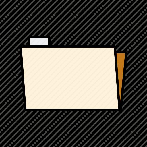 archive, binder, business, file, filing, folder, office icon