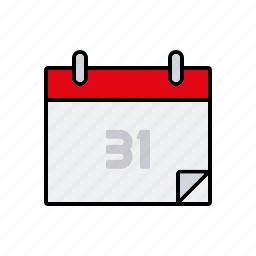 business, calendar, deadline, office, time icon