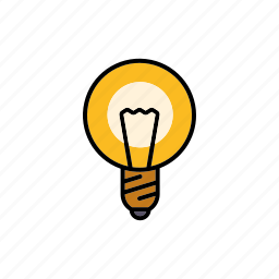 business, creative, creativity, ideas, knowledge, lightbulb icon