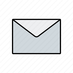 business, communication, envelope, letter, mail, office icon