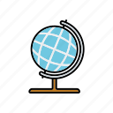 business, earth, global, globe, travel, world icon