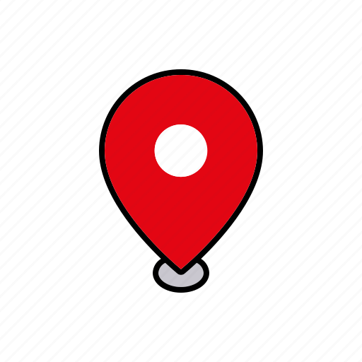 business, location, marker, navigation, tag icon
