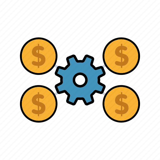 Affiliates, internet, marketing, money, seo, service, settings icon - Download on Iconfinder