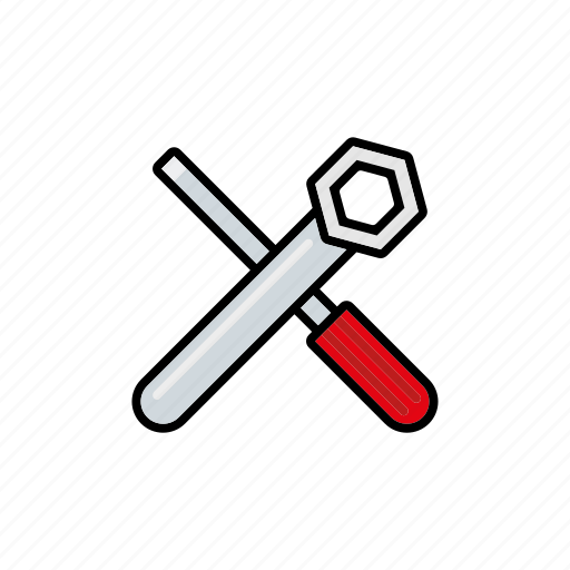 internet, marketing, screwdriver, seo, service, tools, wrench icon